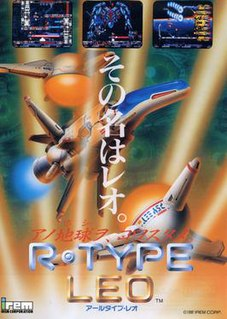 <i>R-Type Leo</i>