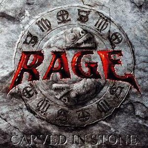 Carved in Stone (Rage album) - Image: Rage Carved in Stone