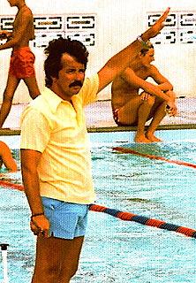 Randy Reese American swimming coach