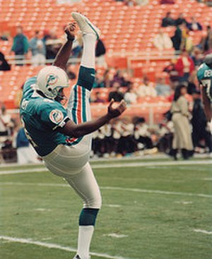 Reggie Roby - Roby in 1989
