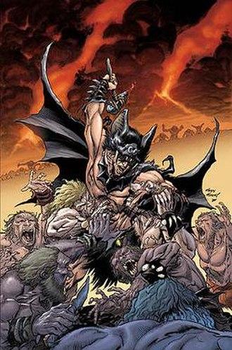 Batman: The Return of Bruce Wayne - Image: Return of Bruce Wayne 1 art