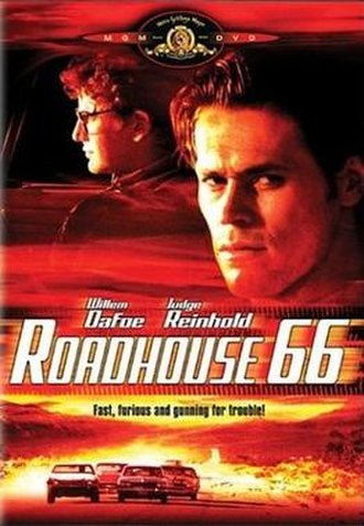 Roadhouse 66 - DVD cover for Roadhouse 66