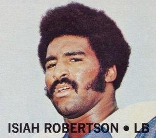 Isiah Robertson