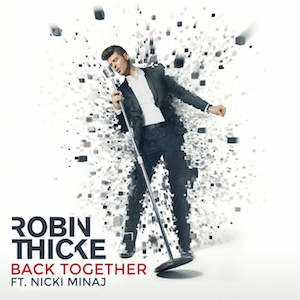 Back Together (Robin Thicke song) - Image: Robin Thicke Back Together