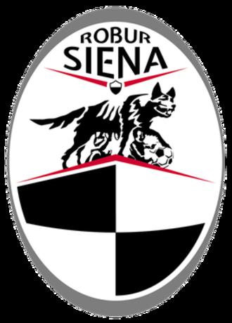 S.S. Robur Siena - Image: Robur Siena SSD logo (2014)