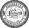 Official seal of Rochester, Massachusetts