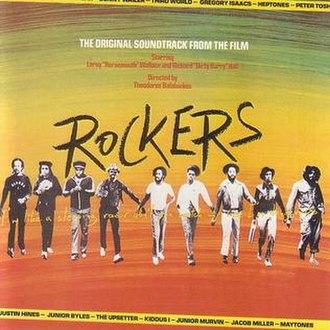 Rockers (soundtrack) - Image: Rockers film soundtrack albumcover