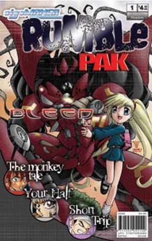 Rumble Pak (comics) - Image: Rumble Pak