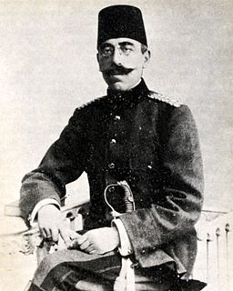 Salih Hulusi Pasha Ottoman Field Marshal