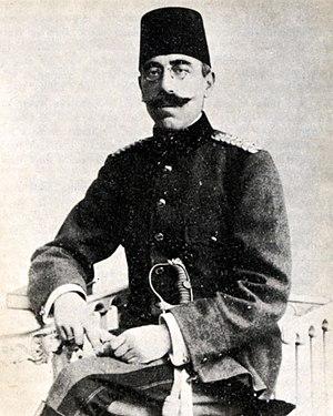 Salih Hulusi Pasha - Image: Salih Hulusi Pasha (Kezrak)