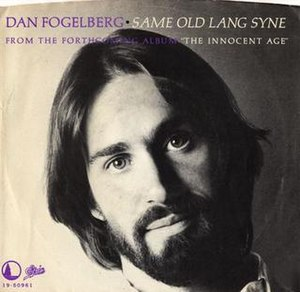 Same Old Lang Syne - Image: Same Old Lang Syne Dan Fogelberg