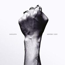Savages-Adore Life album cover.jpg