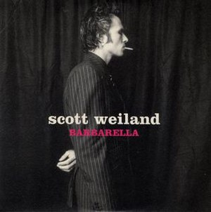 Barbarella (song) - Image: Scott Weiland Barbarella