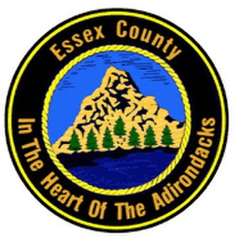 Essex County, New York - Image: Seal of Essex County, New York