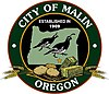 Official seal of Malin