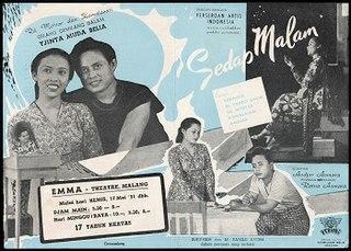 <i>Sedap Malam</i> 1951 Indonesian film directed by Ratna Asmara