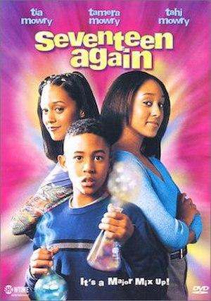 Seventeen Again - DVD cover
