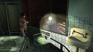 Silent Hill: Origins - Image: Silent Hill Origins Gameplay