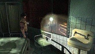 Silent Hill: Origins - Image: Silent Hill Origins Gameplay