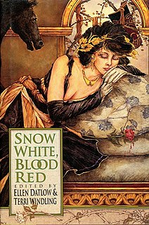<i>Snow White, Blood Red</i> (book)