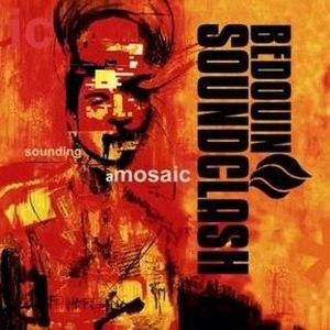 Sounding a Mosaic - Image: Sounding A Mosaic Album Cover