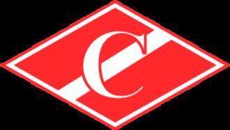 Spartak (sports society) - The emblem of the VSS Spartak
