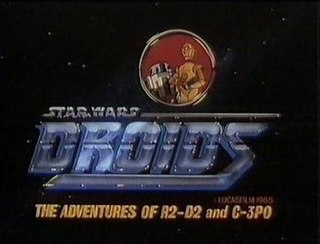 <i>Star Wars: Droids</i> American animated television series