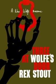 <i>Three at Wolfes Door</i>