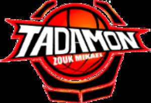 Tadamon Zouk - Image: Tadamoun Zouk logo