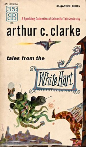 Tales from the White Hart - Cover of the first edition
