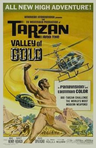 Tarzan and the Valley of Gold - Image: Tarzan Valley Gold film