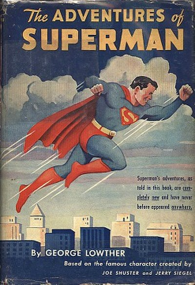 Picture of a book: Superman