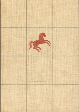 The Red Pony - First book edition