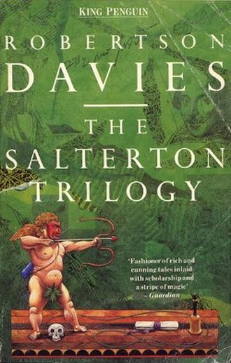 The Salterton Trilogy - First edition