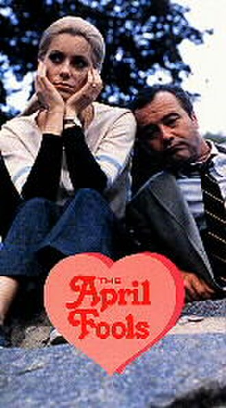 The April Fools - VHS Box Cover