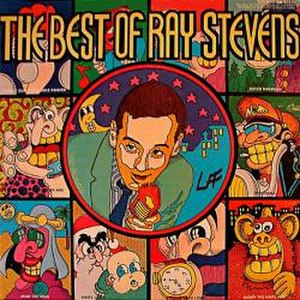 The Best of Ray Stevens (1967 album) - Image: The Best of Ray Stevens (1967 album)