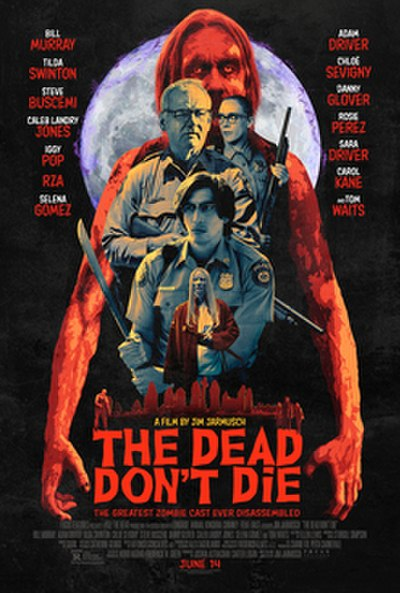 Picture of a movie: The Dead Don't Die