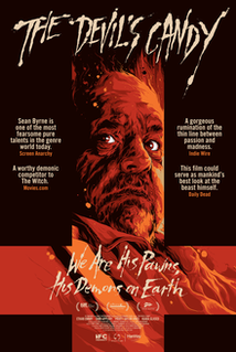 <i>The Devils Candy</i> 2015 American horror film directed by Sean Byrne