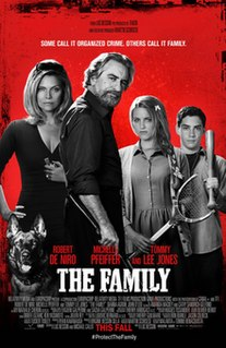 <i>The Family</i> (2013 film) 2013 film by Luc Besson
