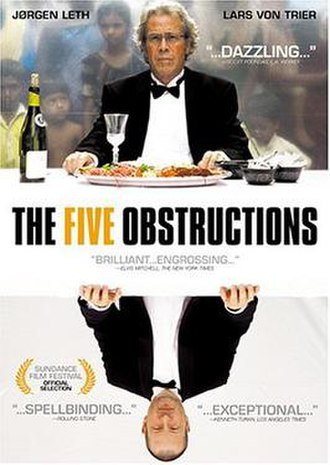 The Five Obstructions - Image: The Five Obstructions