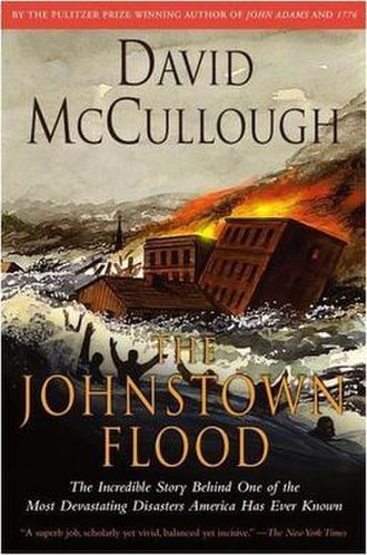 The Johnstown Flood (book) - Image: The Johnstown Flood cover