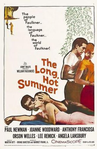 The Long, Hot Summer - Image: The Long, Hot Summer