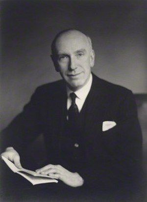 Ralph Assheton, 1st Baron Clitheroe - Lord Clitheroe in 1956