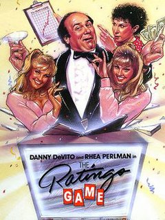 <i>The Ratings Game</i> 1984 television film directed by Danny DeVito