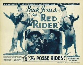 The Red Rider - Image: The Red Rider Film Poster