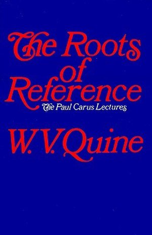 The Roots of Reference - Image: The Roots of Reference