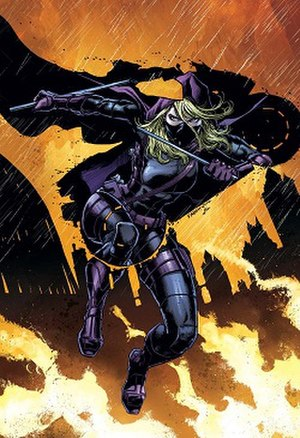 Stephanie Brown (comics) - Image: The Spoiler (The New 52)