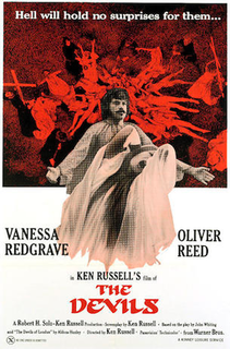 <i>The Devils</i> (film) 1971 film by Ken Russell