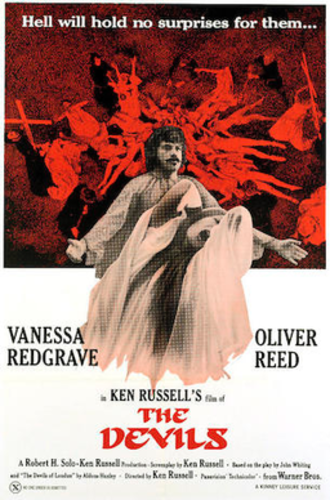 The Devils (film) - Original theatrical release poster
