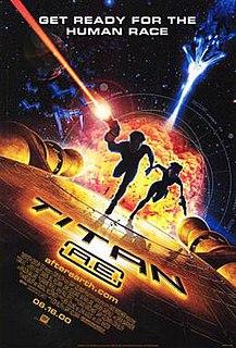 <i>Titan A.E.</i> 2000 US science fiction film